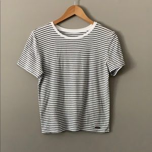 Abercrombie & Fitch striped tee